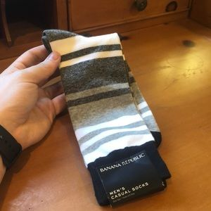 Banana Republic Underwear & Socks Grå trekant casual  Grey Triangle Casual